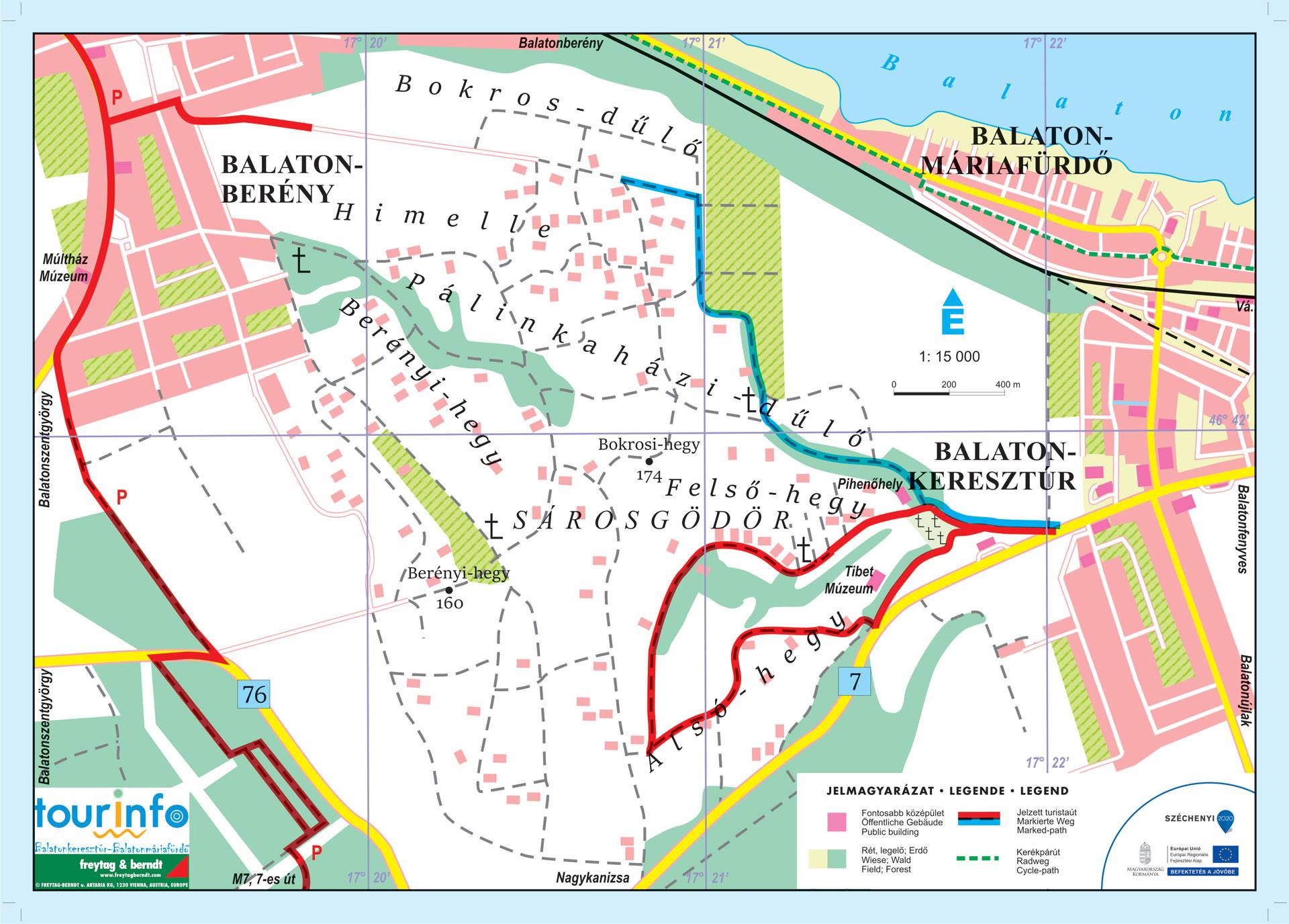 balatonmáriafürdő térkép Maps balatonmáriafürdő térkép